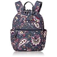 Women's Signature Cotton Small Backpack Bookbag