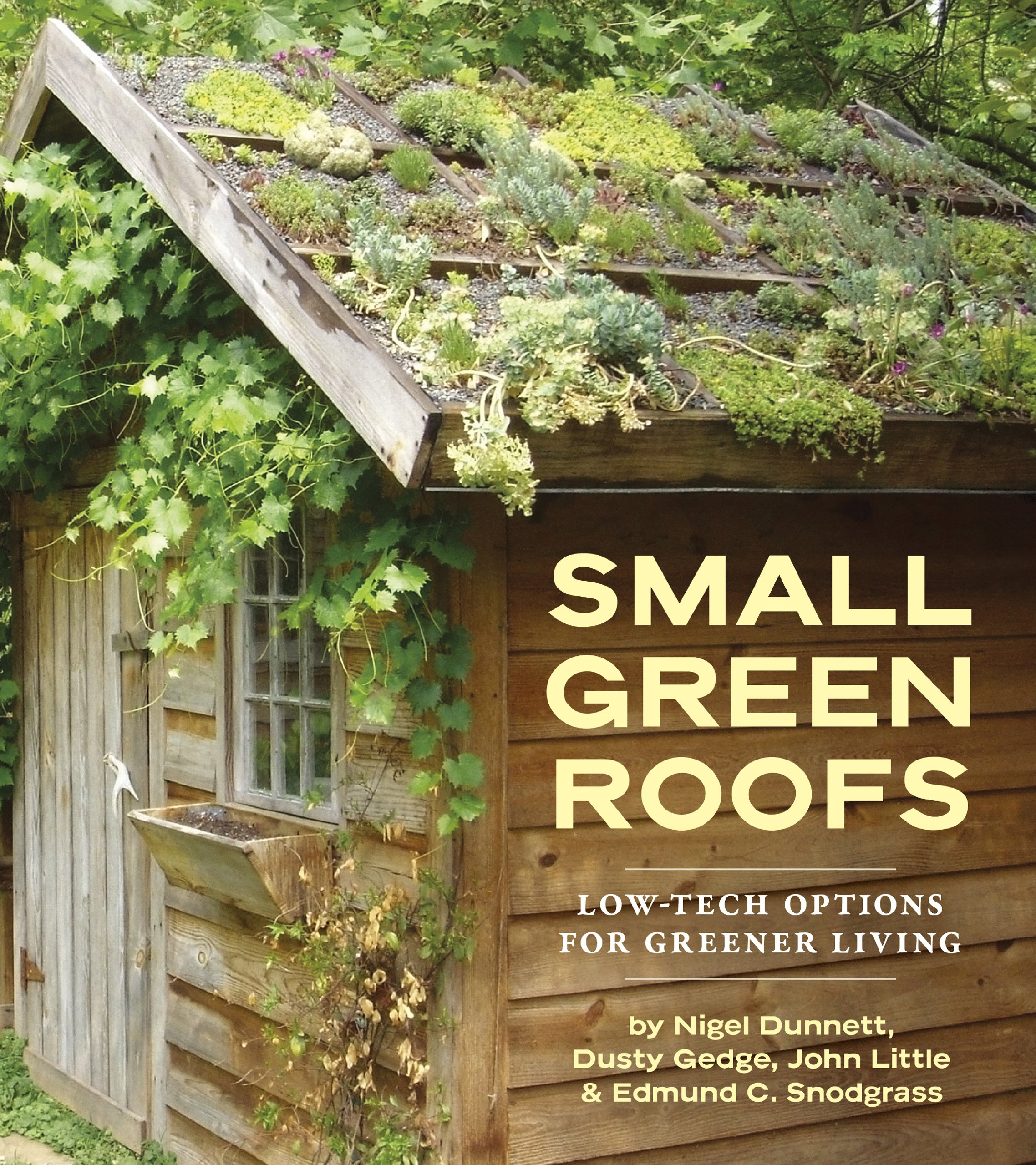 amazon small green roofs low tech options for greener living
