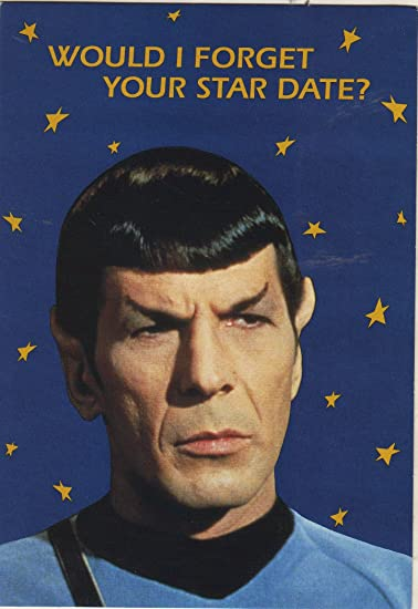 Amazon star trek mr spock humor birthday card health star trek mr spock humor birthday card bookmarktalkfo Image collections