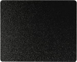 Surface Saver Vance 20 X 16 inch Black Tempered Glass Cutting Board, 82016BK, 20 X 16-Inch