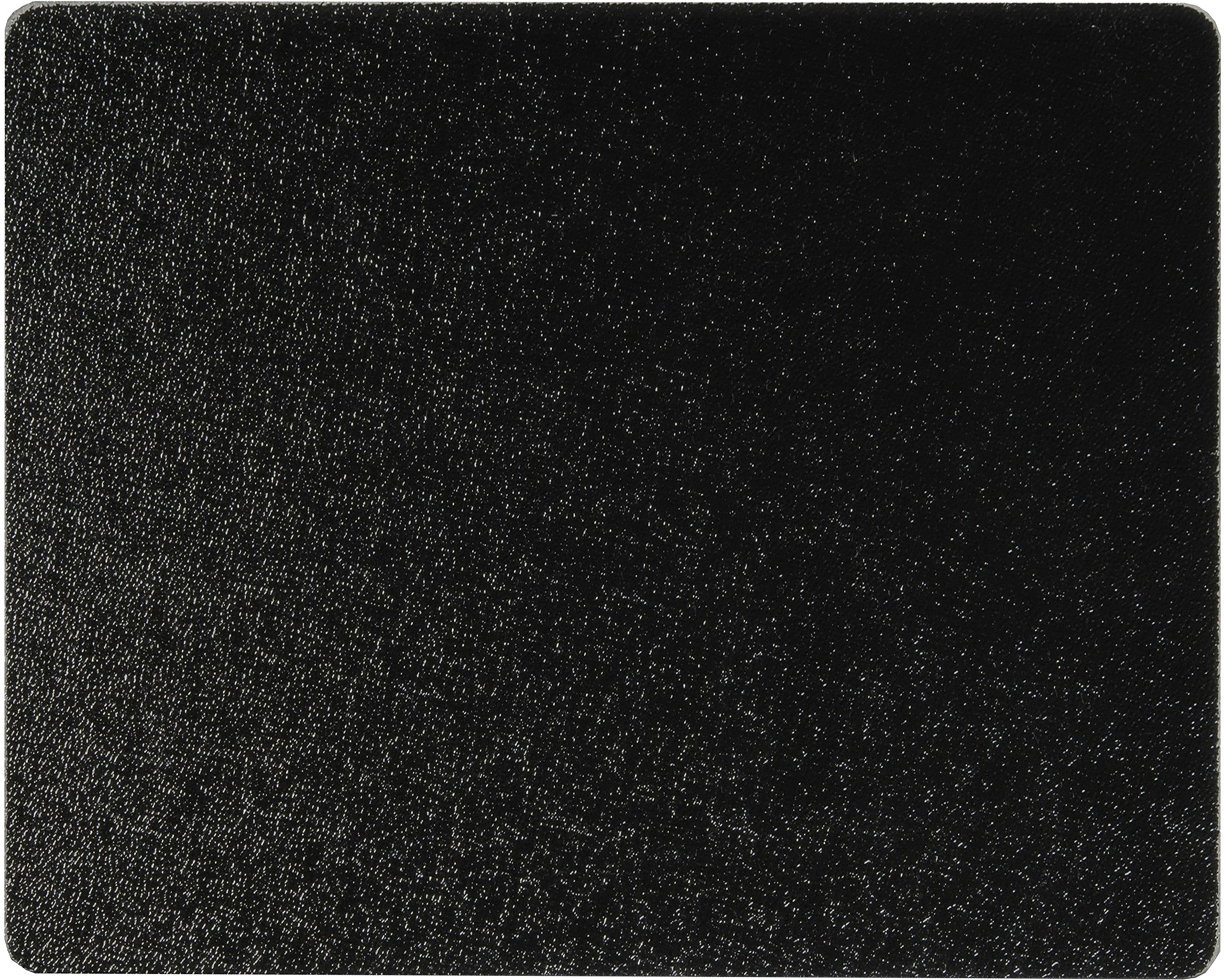 Surface Saver Vance 20 X 16 inch Black Tempered Glass Cutting Board, 82016BK, 20 X 16-Inch,