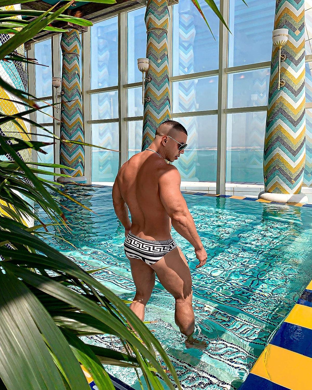 da1555425bb2 Danny Miami Dkini - Bañador para Hombre: Amazon.com.mx: Ropa ...