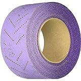3M 30701 Hookit 334U Purple 70 mm x 12 m P600 Grit Clean Sanding Sheet Roll