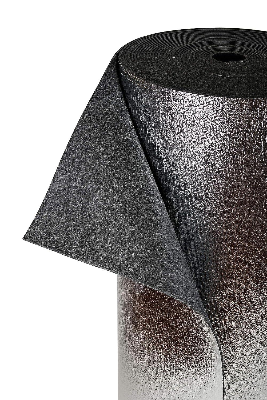 Aislamiento té rmico 5 mm laminado alfombra capa inferior calefacció n pelí cula Termofol
