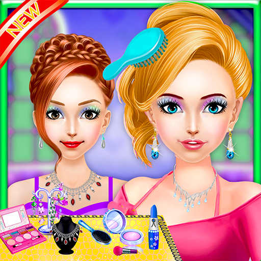 Amazon Com Princess Braided Hairstyles Fashion Spa Salon Fashion Designer Makeup Games Dress Up Designing Decoration Beauty Salon Crazy Artist Appstore For Android