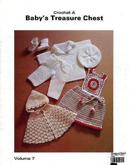 Amazon La Fon Volume 7 Crochet A Babys Treasure Chest