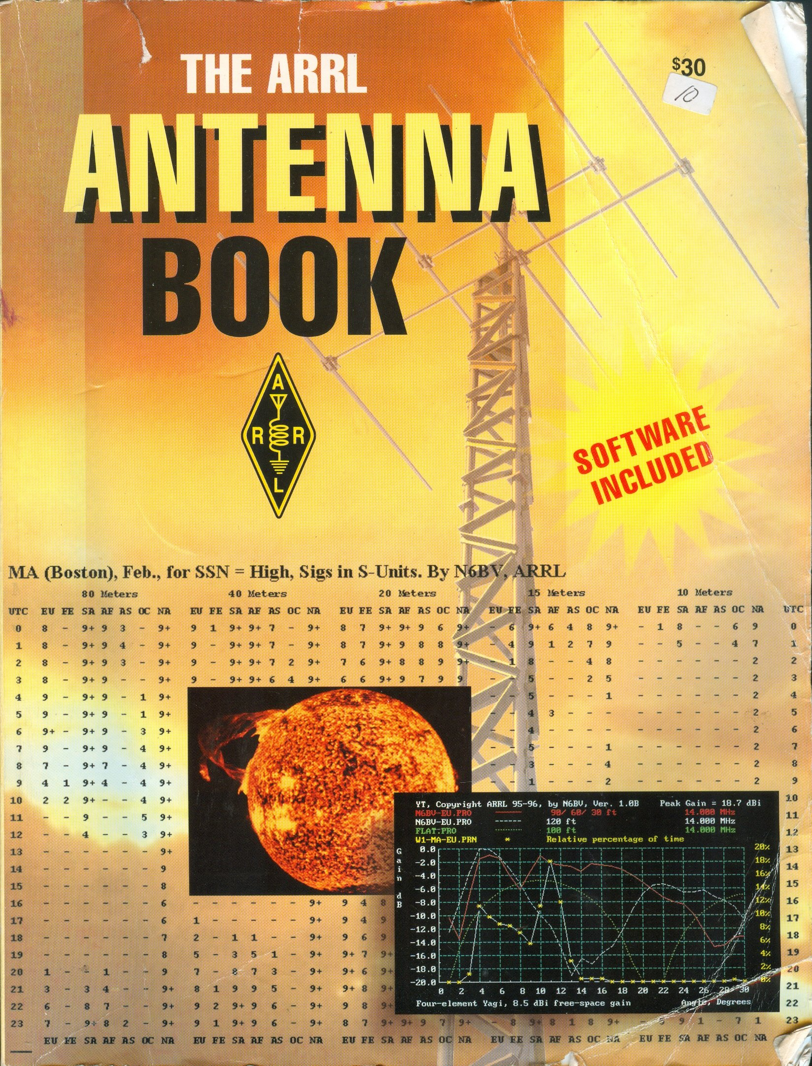 The Arrl Antenna Book by Brand: Amer Radio Relay League (Image #1)