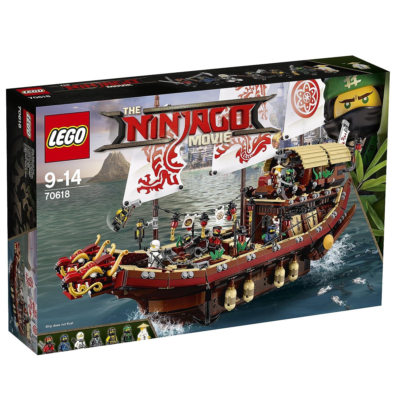 LEGO Ninjago Ninjago Barco de asalto ninja