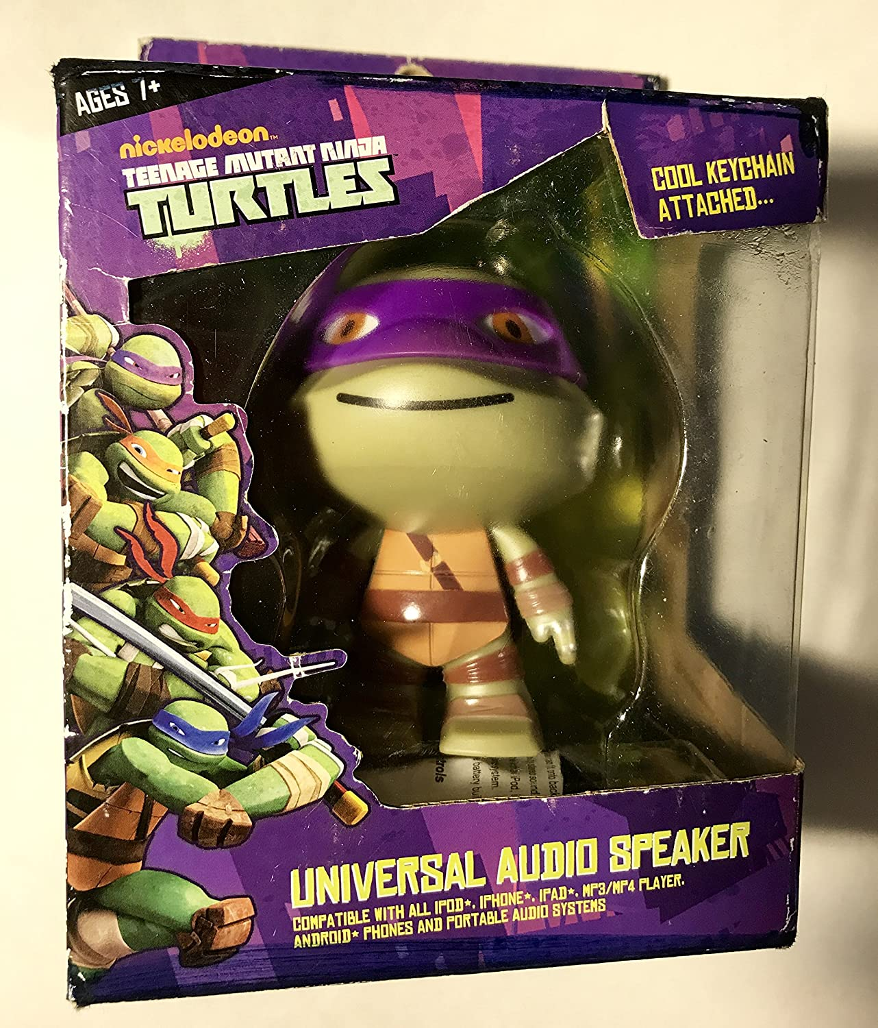 Teenage Mutant Ninja Turtles Donatello Character Speaker (TM-M66D)
