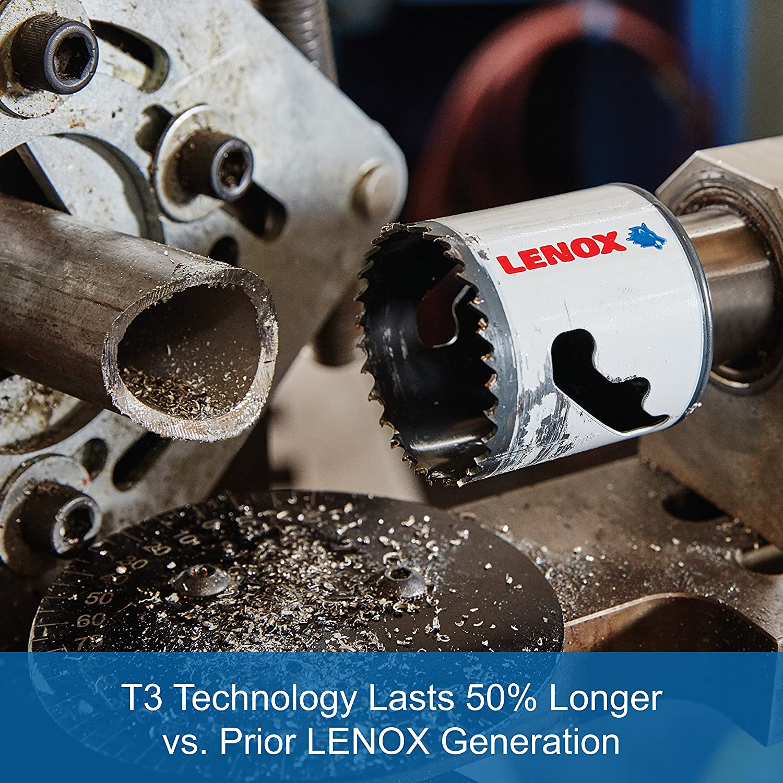 Speed Slot LENOX Tools Hole Saw 2-Inch Bi-Metal 1771970