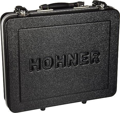 Hohner 032157 - Estuche rígido para armónicas: Amazon.es: Instrumentos musicales
