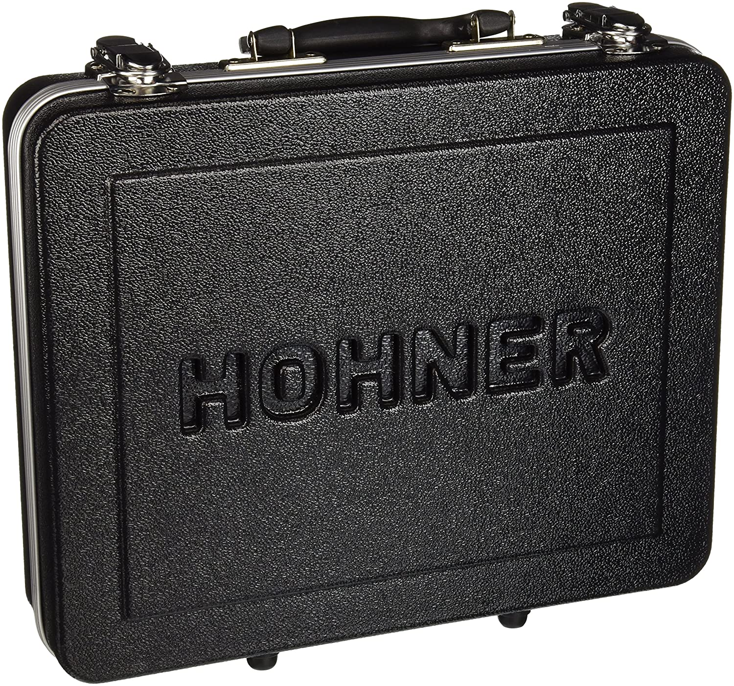 Hohner 91141 Harmonious Box Hard Plastic Case with Aluminum Frame offers a great solution. C-12