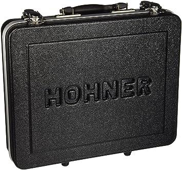Hohner 032157 - Estuche rígido para armónicas: Amazon.es ...