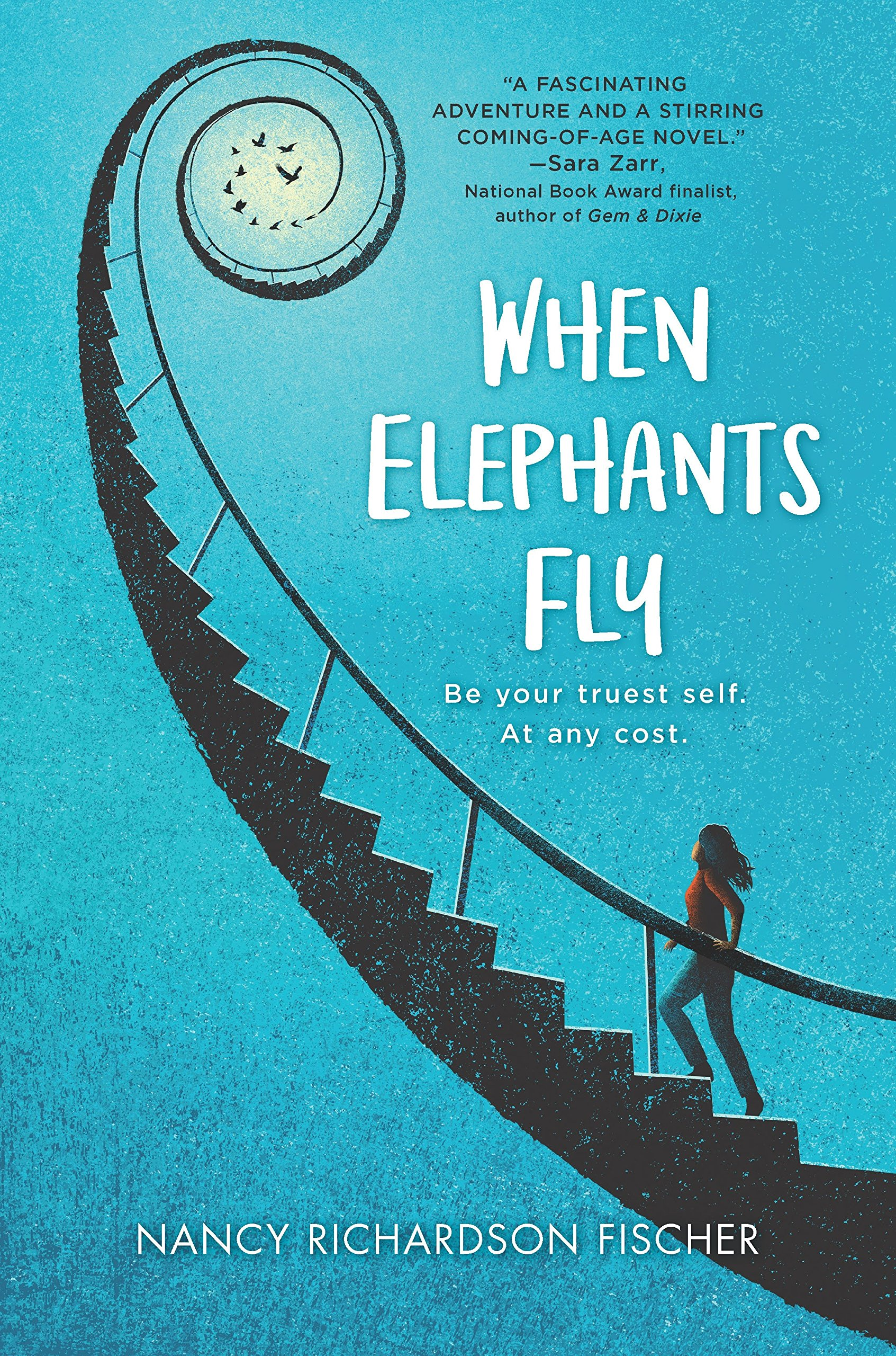Image result for when elephants fly nancy richardson fischer