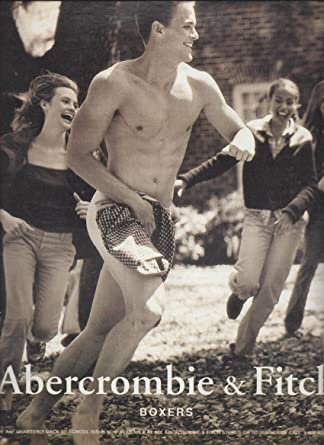 Have Abercrombie and fitch nude ad very pity