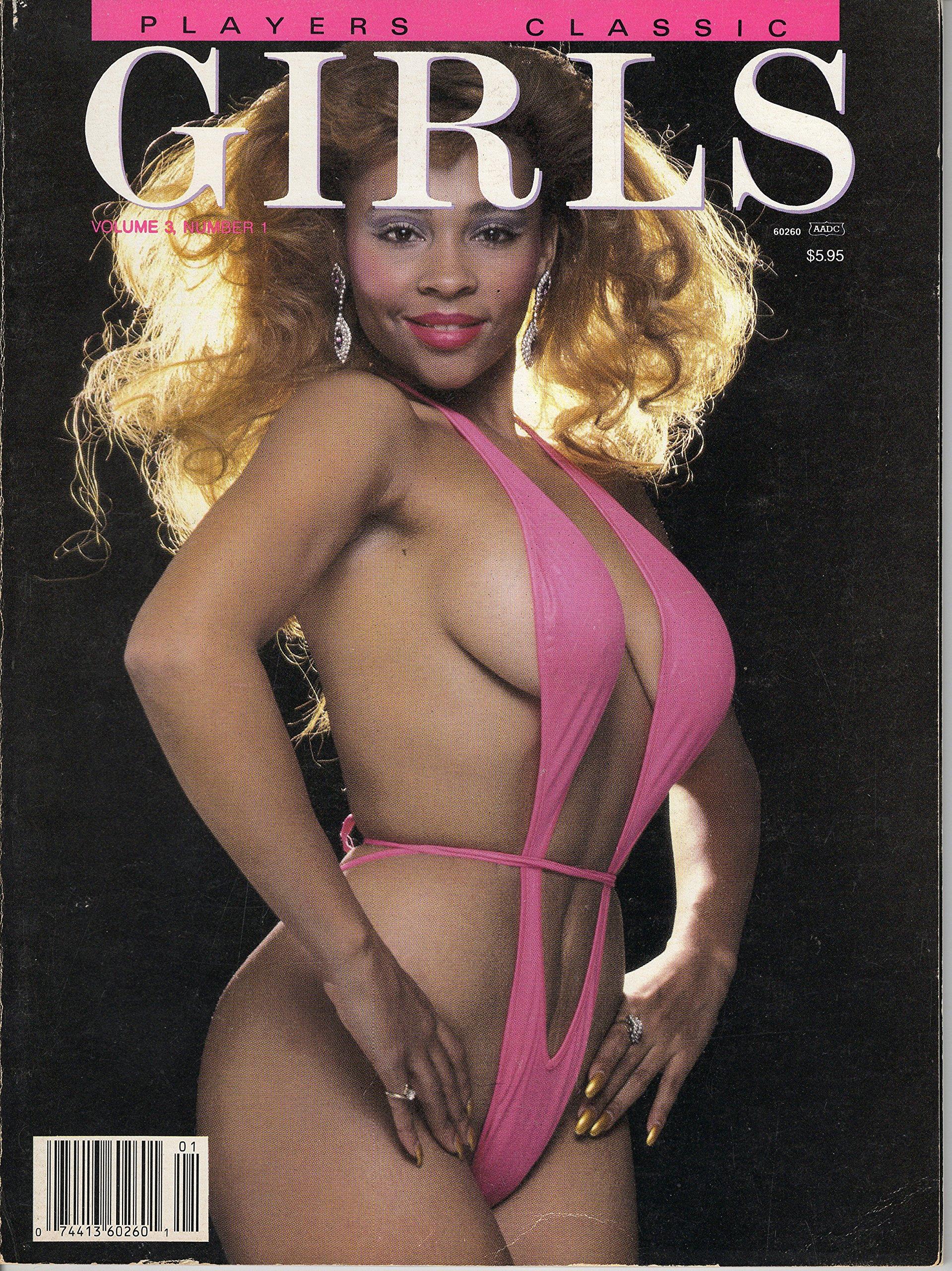 Vintage Players Classic Girls V3n Ebony Ayes Keli Stewart Paperback 1988
