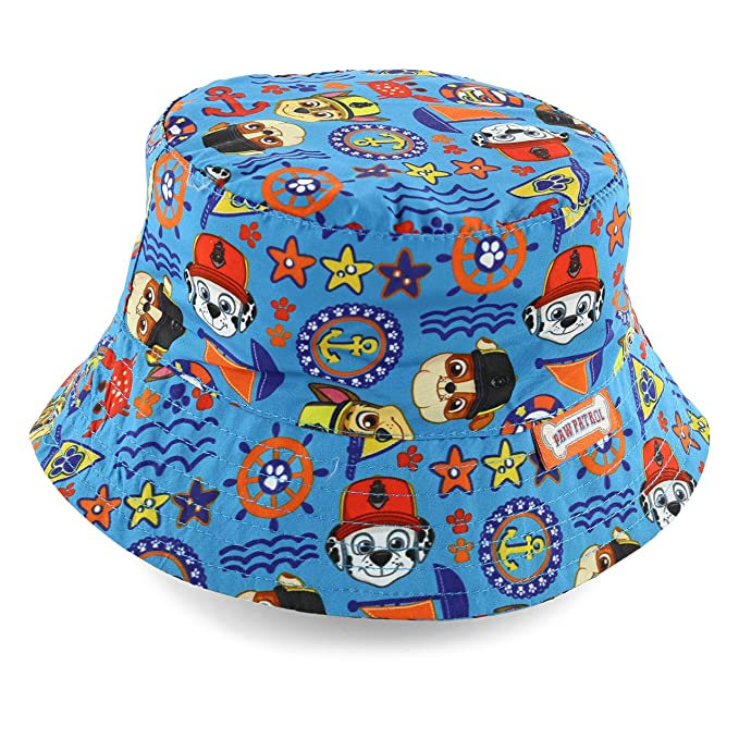 c6801bf1d0d96 Image Unavailable. Image not available for. Color  Nickelodeon Boys  Paw  Patrol Bucket Hat ...