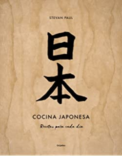 Cocina japonesa: Recetas para cada día (Sabores)