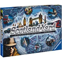 Ravensburger New Scotland Yard Game,Games & Craft
