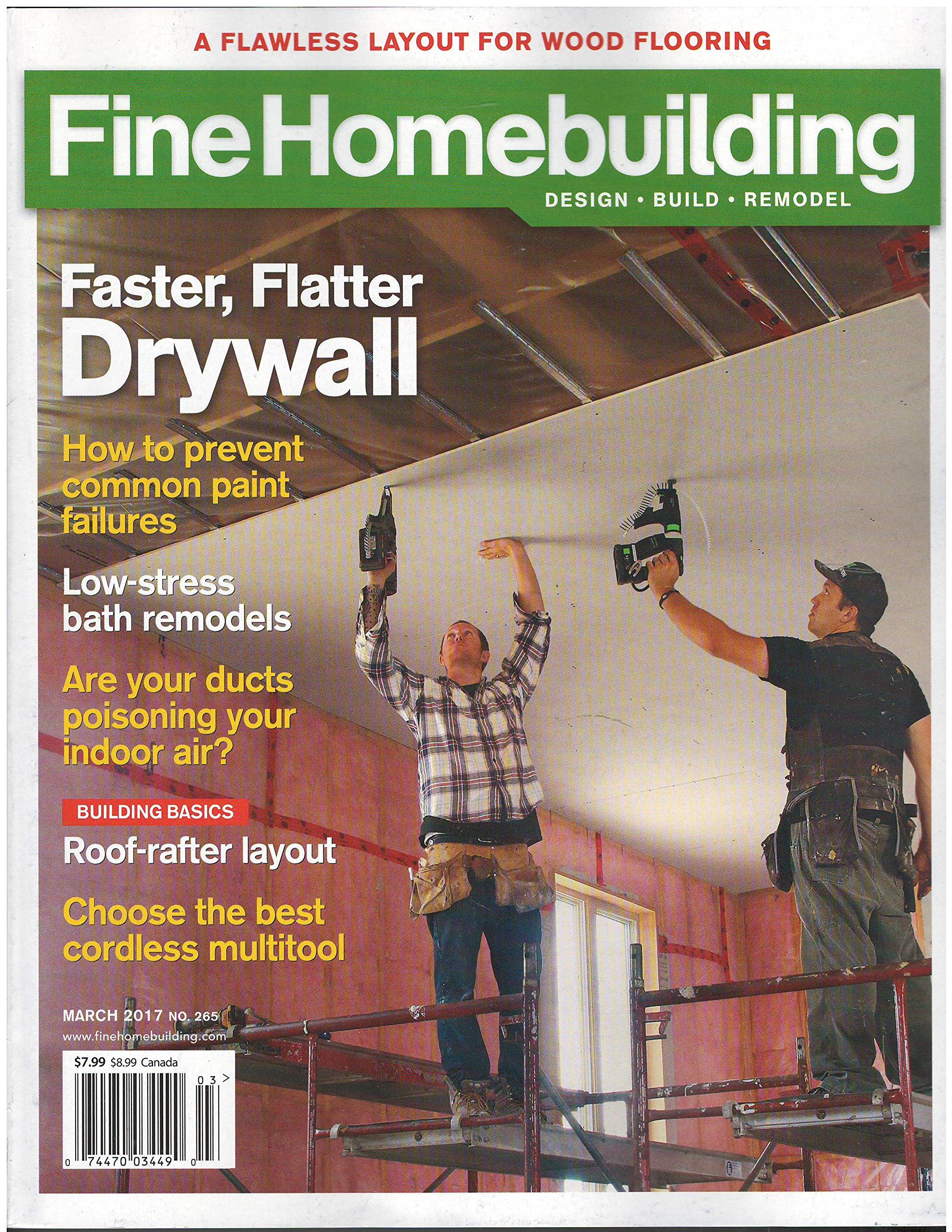 Read Online Fine Homebuilding Magazine March 2017 ebook