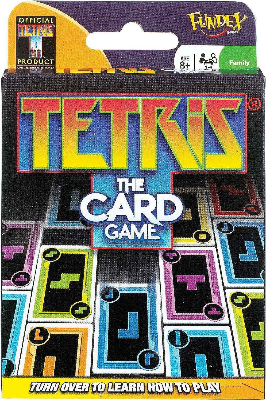 Ideal Tetris Card Game: Amazon.es: Juguetes y juegos