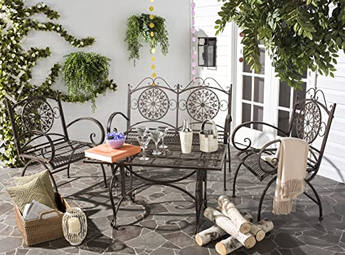 Safavieh 4 Piece Outdoor Collection Sophie Patio Set