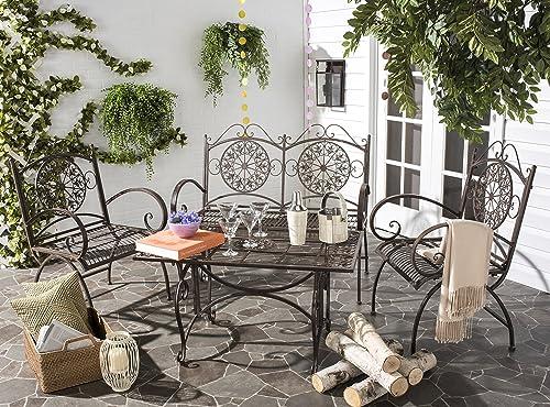 Safavieh 4 Piece Outdoor Collection Sophie Patio Set