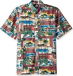 7a9790f3 Reyn Spooner Men's New York Yankees MLB Classic Fit Hawaiian Shirt ...