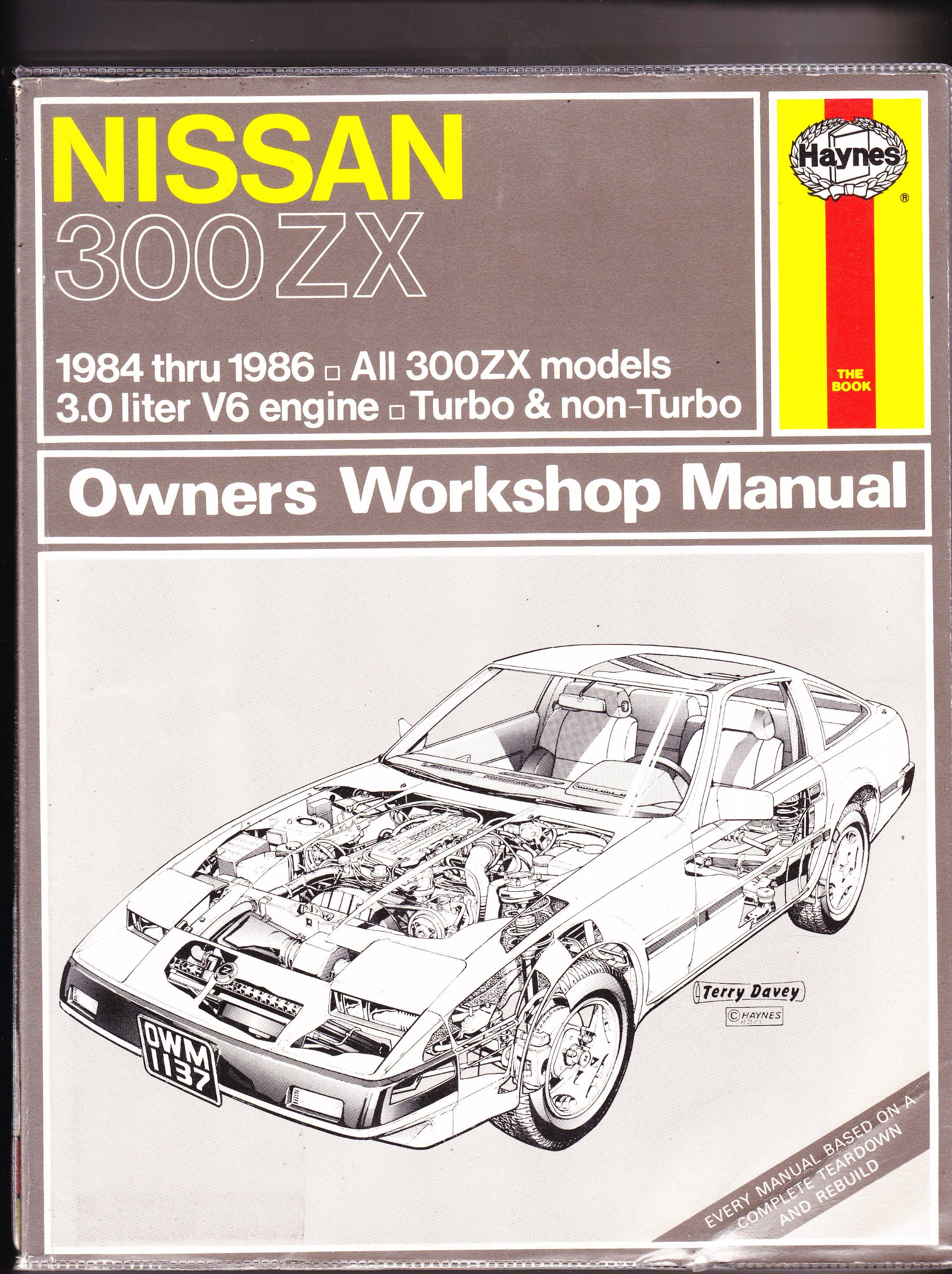 Nissan 300ZX All Models 1984-86 Owners Workshop Manual Bk No 1137: Amazon.es: Homer Eubanks, J. H. Haynes: Libros en idiomas extranjeros