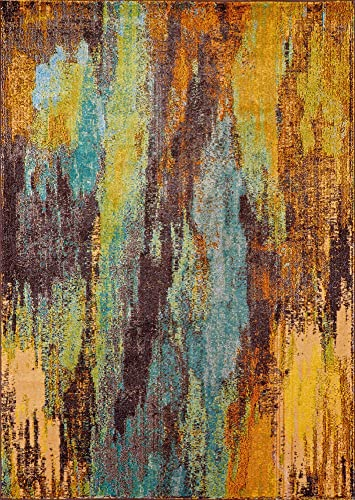 nuLOOM Norene Abstract Area Rug, 3 x 5 , Multi