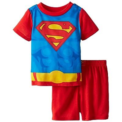 Komar Little Boys  Superman Cape Uniform Toddler  5KvYY0403063  -  28.99 1a2d6fe20
