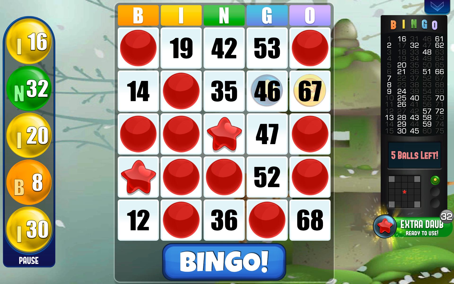 Juego Bingo En Linea