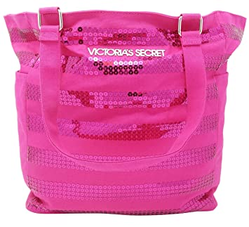 4b357080b566d Victoria's Secret Sequin Pink Tote Bag ONLY (Black Friday 2012)