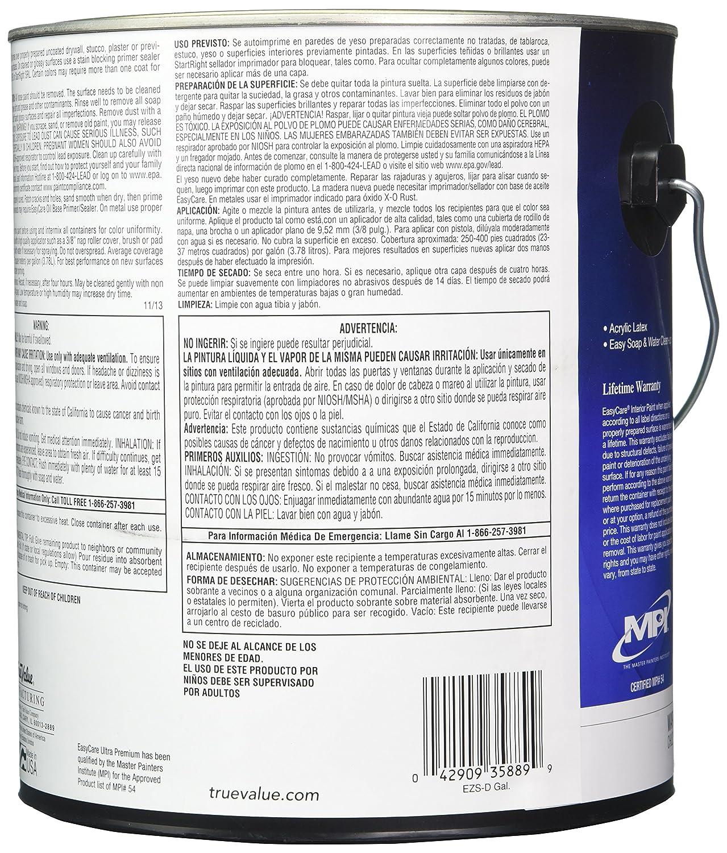 A USA Made Product TrueValue® EasyCare® Interior Ultra Premium Paint