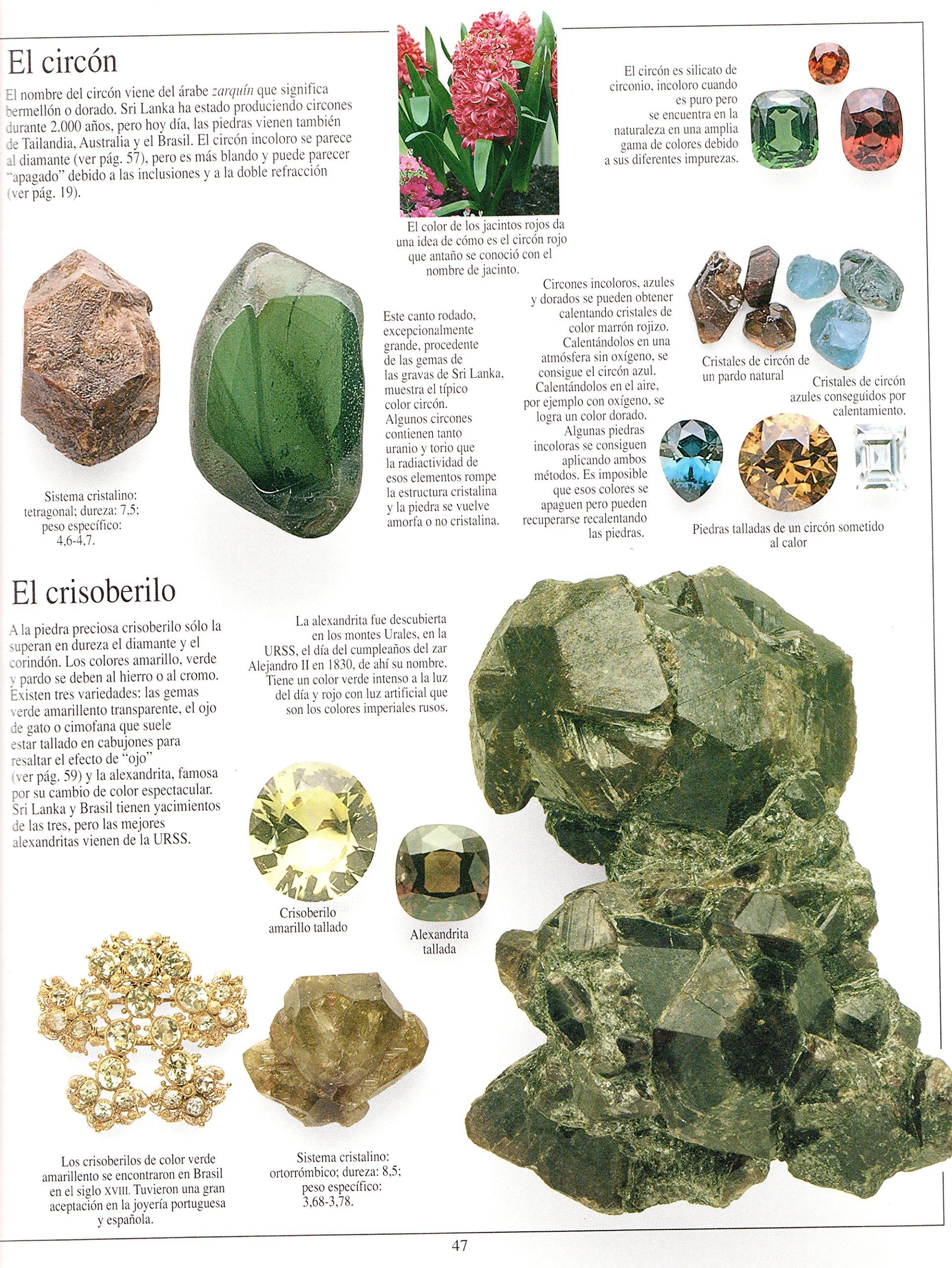 Piedras Preciosas y Joyas: R. F. Symes, R. R. Harding: 9788437237589: Amazon.com: Books