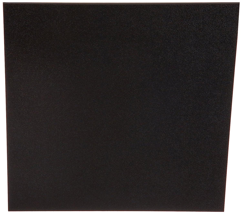 .060 Thick Black 12 x 12 Nominal 12 x 12 Nominal Piedmont Plastics 308179 ABS Sheet