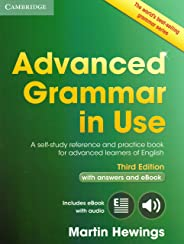 Advanced Grammar in Use - With Answers  and Interactive Ebook - 03 Edition