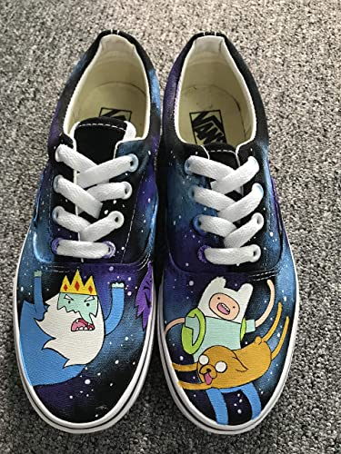 Vans Shoes Anime Galaxy Vans Custom
