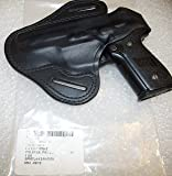 Sig Sauer P228 P229 Military Issue Leather Holster Black Brand New