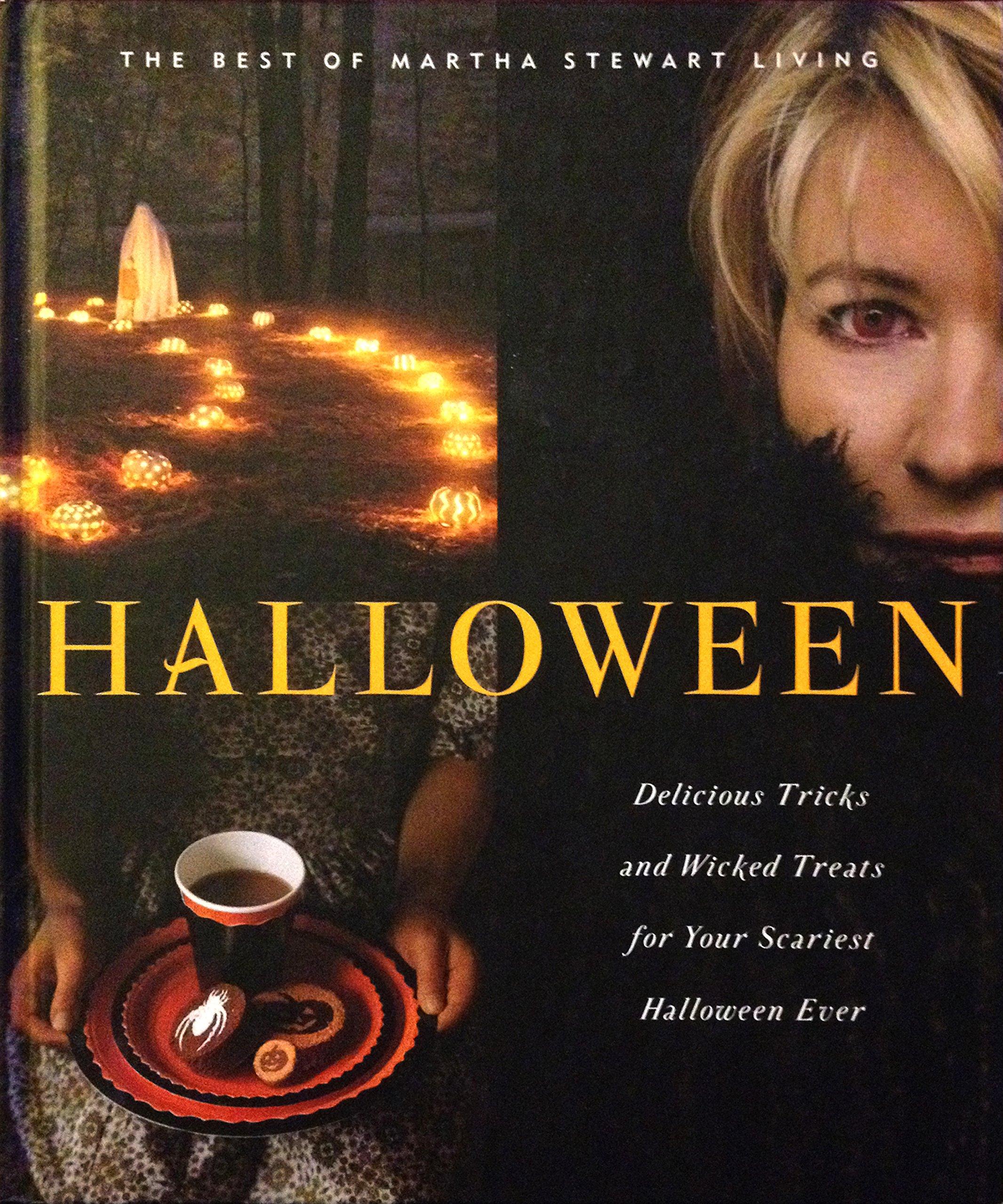 Halloween: The Best of Martha Stewart Living