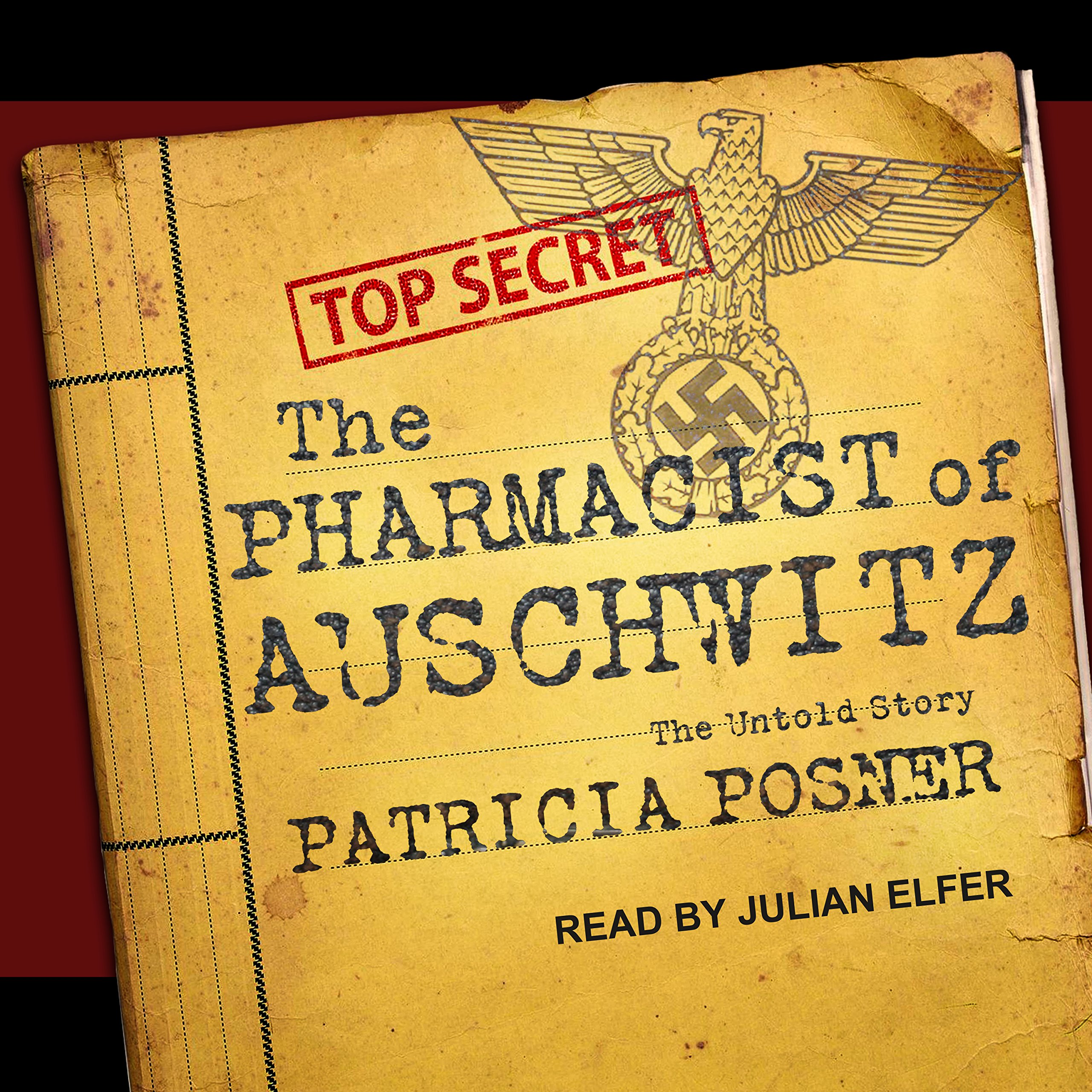 The Pharmacist of Auschwitz: The Untold Story pdf