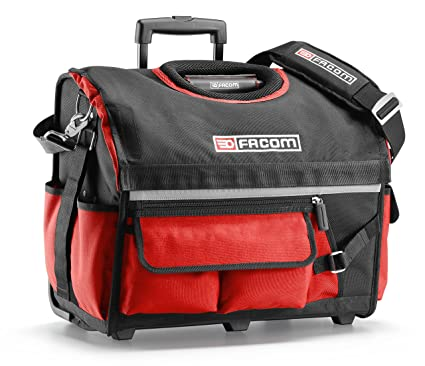 FACOM BS.R20PG - Bolsa para herramientas con ruedas