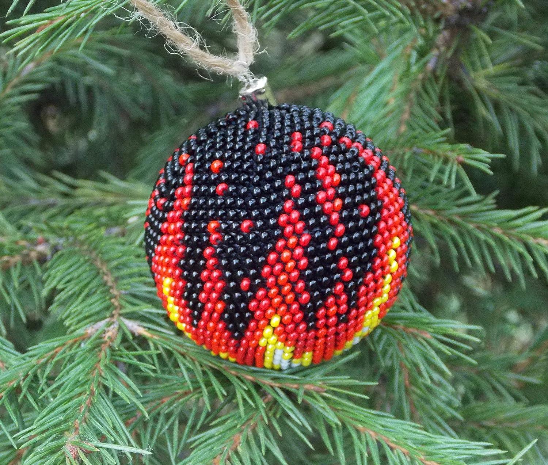 Burning Christmas Tree.Amazon Com Handmade Gift For Burning Men Fire Christmas Red