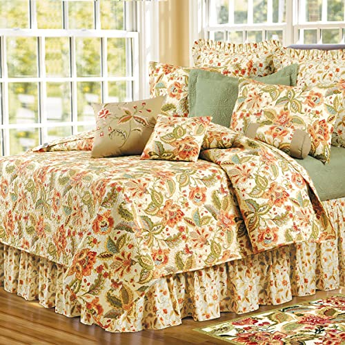 C F Home 90 x 92 Full Queen Queen Quilt, Amelia
