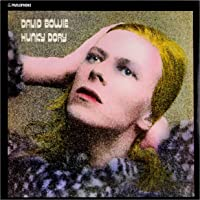 BOWIE, DAVID - HUNKY DORY : GOLD VINYL EDITION