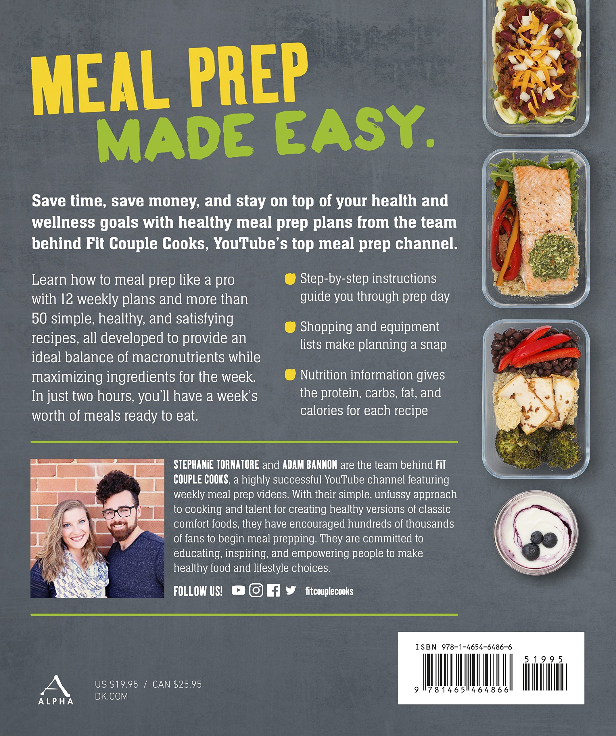 Healthy Meal Prep Time Saving Plans To Prep And Portion Your Weekly