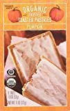 Trader Joes Organic Frosted Toaster Pastries - Pumpkin