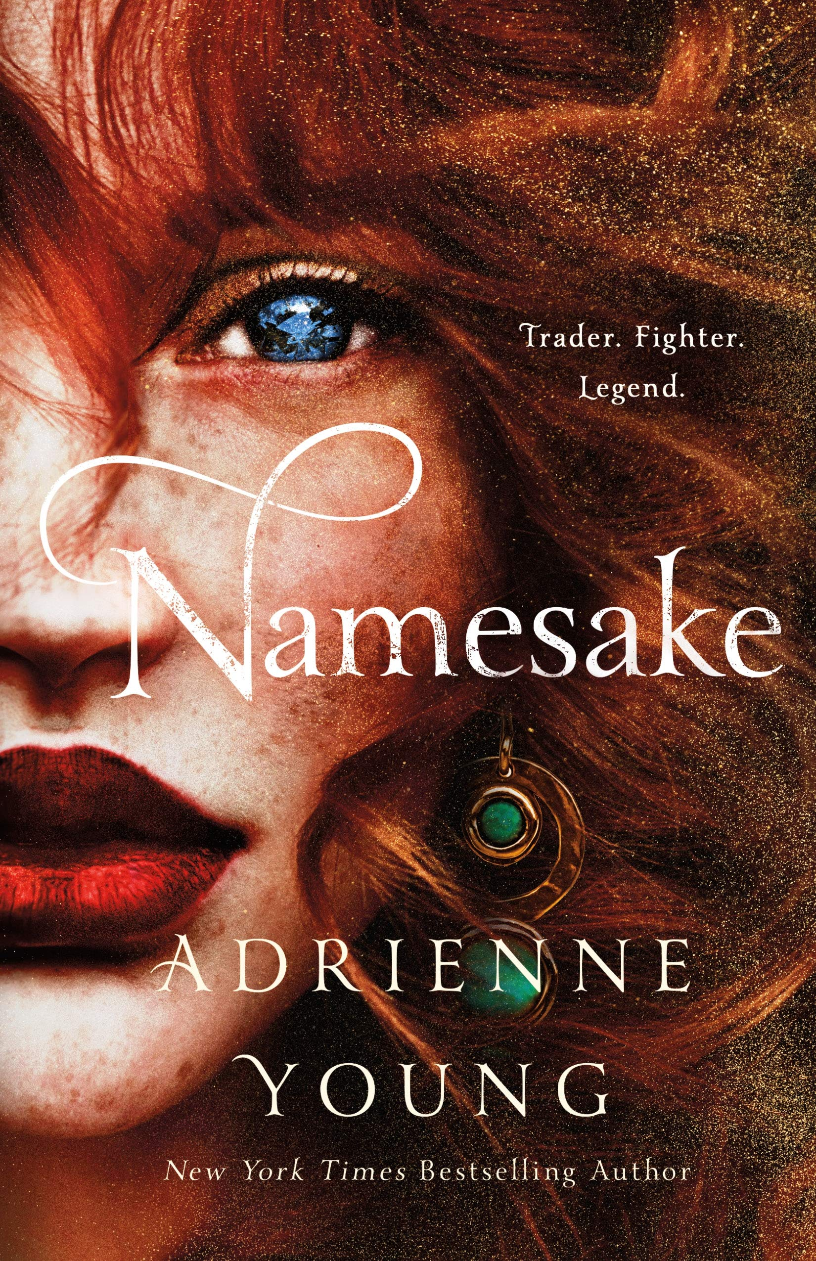 Amazon.com: Namesake: A Novel (Fable, 2) (9781250254399): Young, Adrienne:  Books