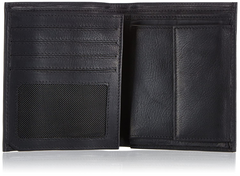 Bodenschatz Sierra 459, Portefeuille mixte adulte, (Black), Taille Unique