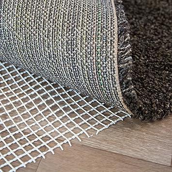 Levivo Base antideslizante para alfombra, protección resistente contra resbalones para alfombras, por ejemplo, en parqué o baldosas, en distintos tamaños, ...